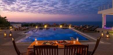 Aspalathos Villa  - Alargo | Håndplukkede ferieboliger på Kreta, Korfu og Paros