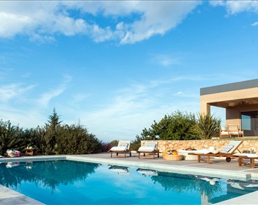 Mariposa Villa - Alargo | Håndplukkede ferieboliger på Kreta, Korfu og Paros