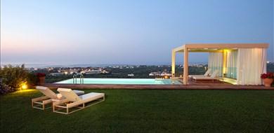 Filira Villa - Alargo | Håndplukkede ferieboliger på Kreta, Korfu og Paros
