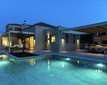Ianira Villa - Alargo | Håndplukkede ferieboliger på Kreta, Korfu og Paros