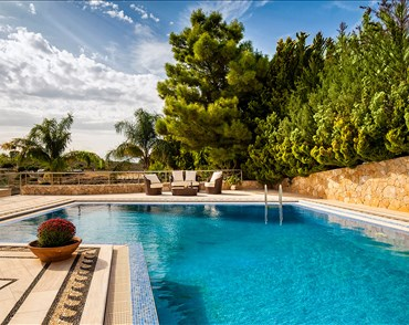 Angels Villa - Alargo | Håndplukkede ferieboliger på Kreta, Korfu og Paros