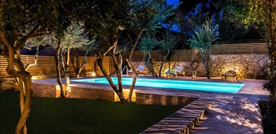 Koukounari Villa - Alargo | Håndplukkede ferieboliger på Kreta, Korfu og Paros